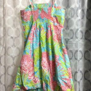 LLILLY PULITZER GIRLS DRESS